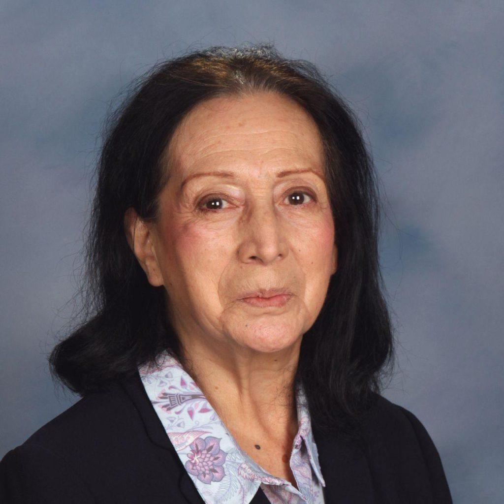 Mrs. Elizabeth Medrano